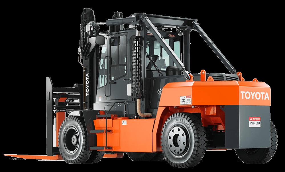 Diesel Forklift Transking logistic