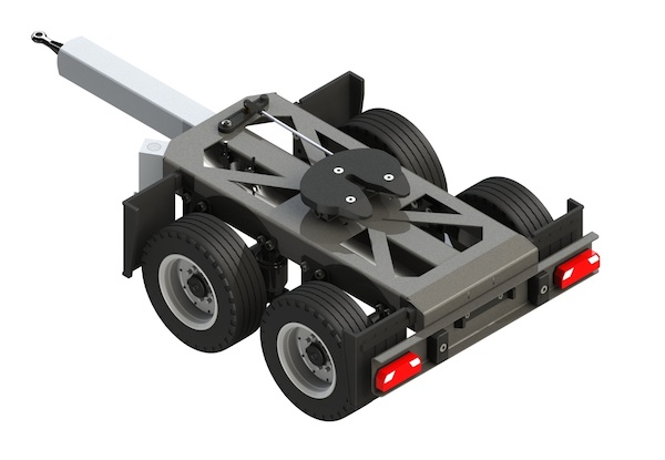 DOLLY TRAILERS Transking logistic