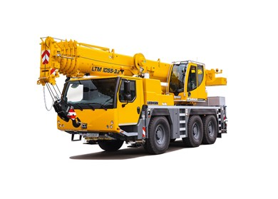 LIEBEHRR 55-250 TONS Transking logistic