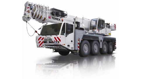 TEREX DEMAG Transking logistic