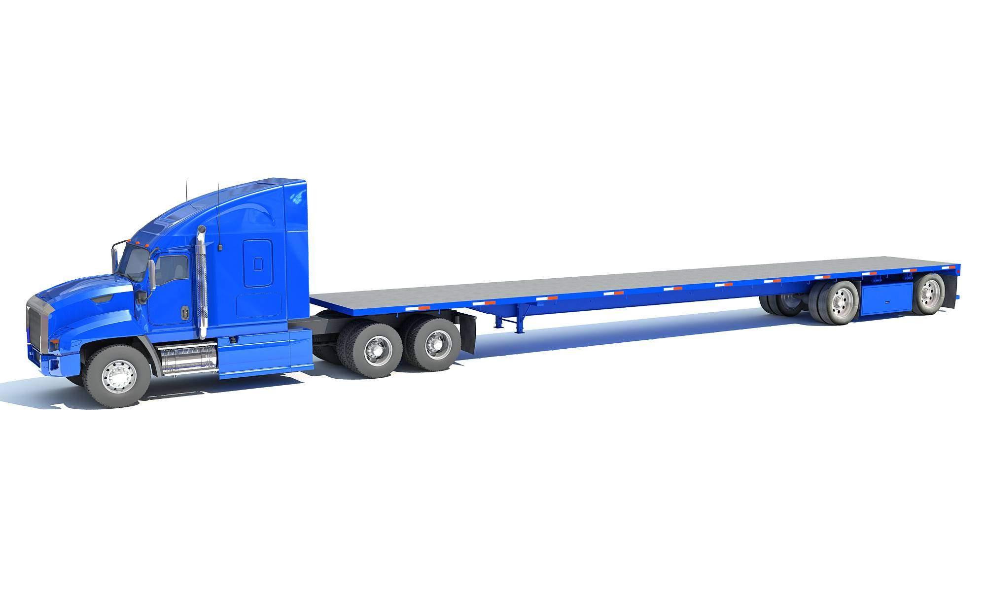 FLATBED Transking logistic